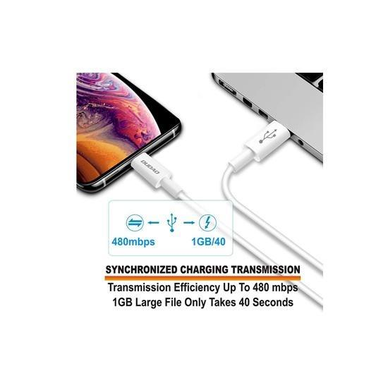 CellFather USB-C to Lightning Fast Charging Cable (1m) for iPhone 11,11 pro,11 pro max - CellFAther