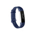 CellFAther Midnight Blue Silicone Strap For Fitbit Alta Bands/Alta HR/Ace-Midnight Blue