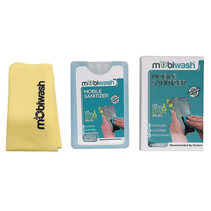 Mobiwash Mobile Sanitizer (20 ml) - CellFAther