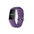 CellFAther Strap Purple Silicone Replacement Band For Fitbit Charge 3/ SE (Large-Purple) Silicone Replacement Band For Fitbit Charge 3/ SE (Large-Black) | bestcell2017