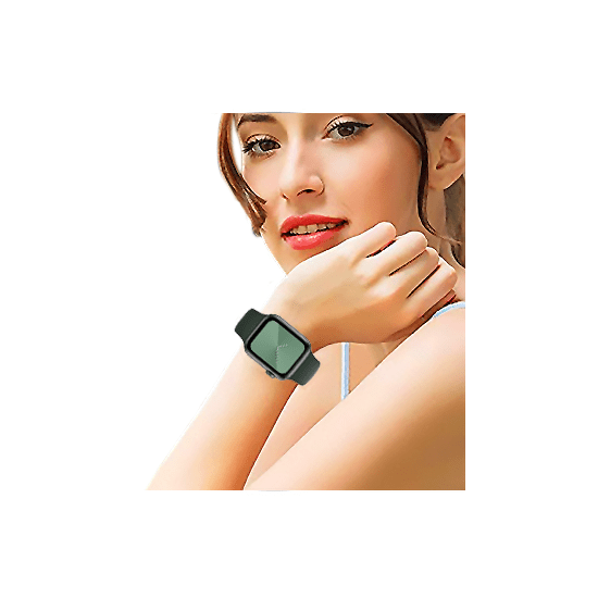 Silicone Strap For Apple Watch-Olive Green (38/40mm) - CellFAther
