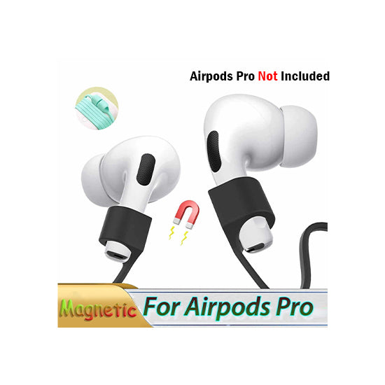 3 in 1 Combo Pack for AirPods Pro - Black