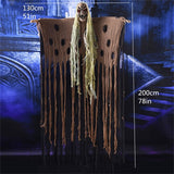 Men/women Housekeeper Horror Halloween Decorations Home Door Bar Club Ornaments Scary Halloween Ghost Horror Halloween Props