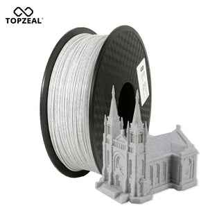 PLA Filament Marble Color 1.75mm PLA 3D Printing Filament Accuracy +/- 0.02mm 1KG Spool for 3D Printer