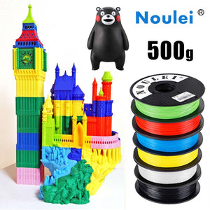 3d Printer Filament 1.75mm 0.5kg PLA Printing Materials