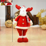 New Year 100cm Santa Claus Christmas Decorations For Tree Natal Figures Christmas Home Decoration Accessories Xmas Ornaments
