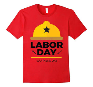 brand men shirt Labor Day T-Shirt Gift For Workers Day-BN