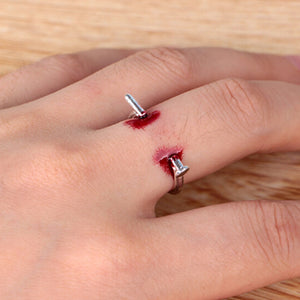 1PC Adjustable Nails Style for Halloween Party Women Gifts