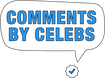 Comments by Celebs
