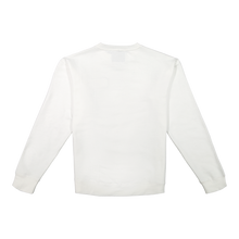 Load image into Gallery viewer, Comment Bubble Crewneck - White