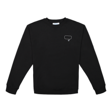 Load image into Gallery viewer, Comment Bubble Crewneck - Black
