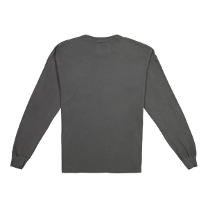 Comment Bubble Longsleeve - Gray