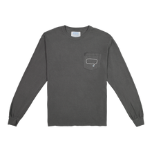 Load image into Gallery viewer, Comment Bubble Longsleeve - Gray