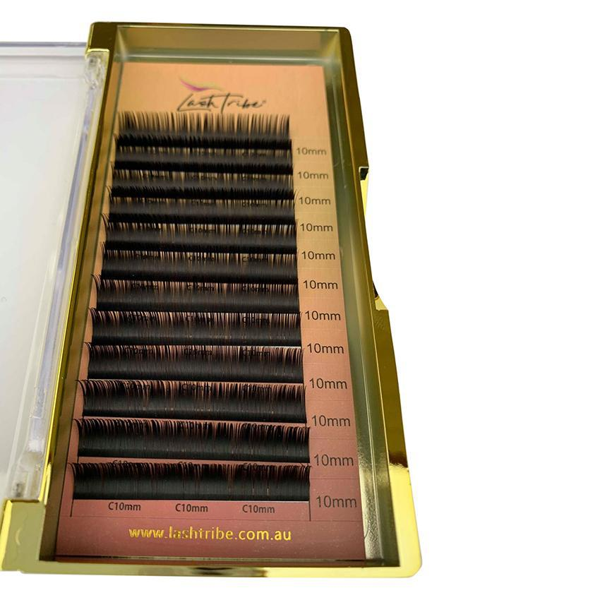 C-Curl Single Length Trays-Single Length Trays-Lash Tribe