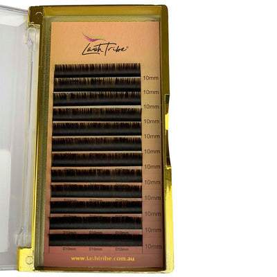 D-Curl Single Length Trays-D-Curl Single Length Trays-Lash Tribe