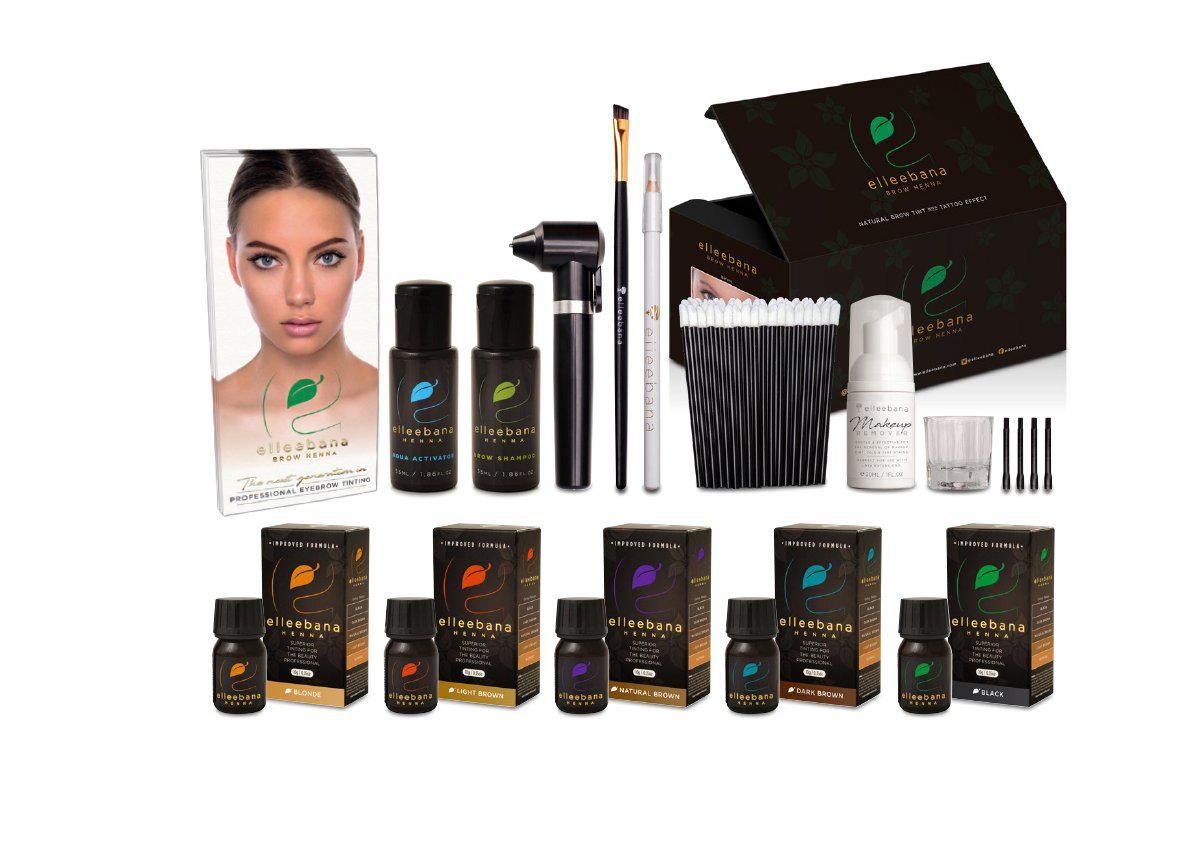 Brow Henna Kit | Elleebana