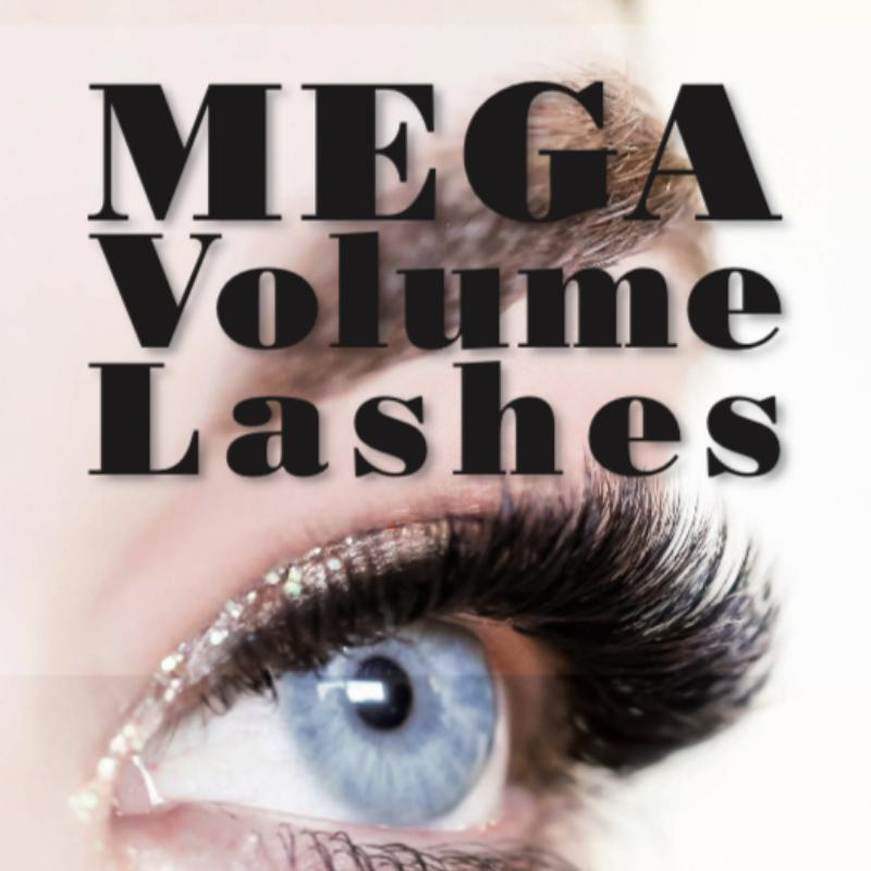 Mega Volume Manual (Hardcopy)-Mega Volume Manual (Hardcopy)-Lash Tribe