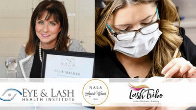 EYE And LASH Health 2x Certification Course