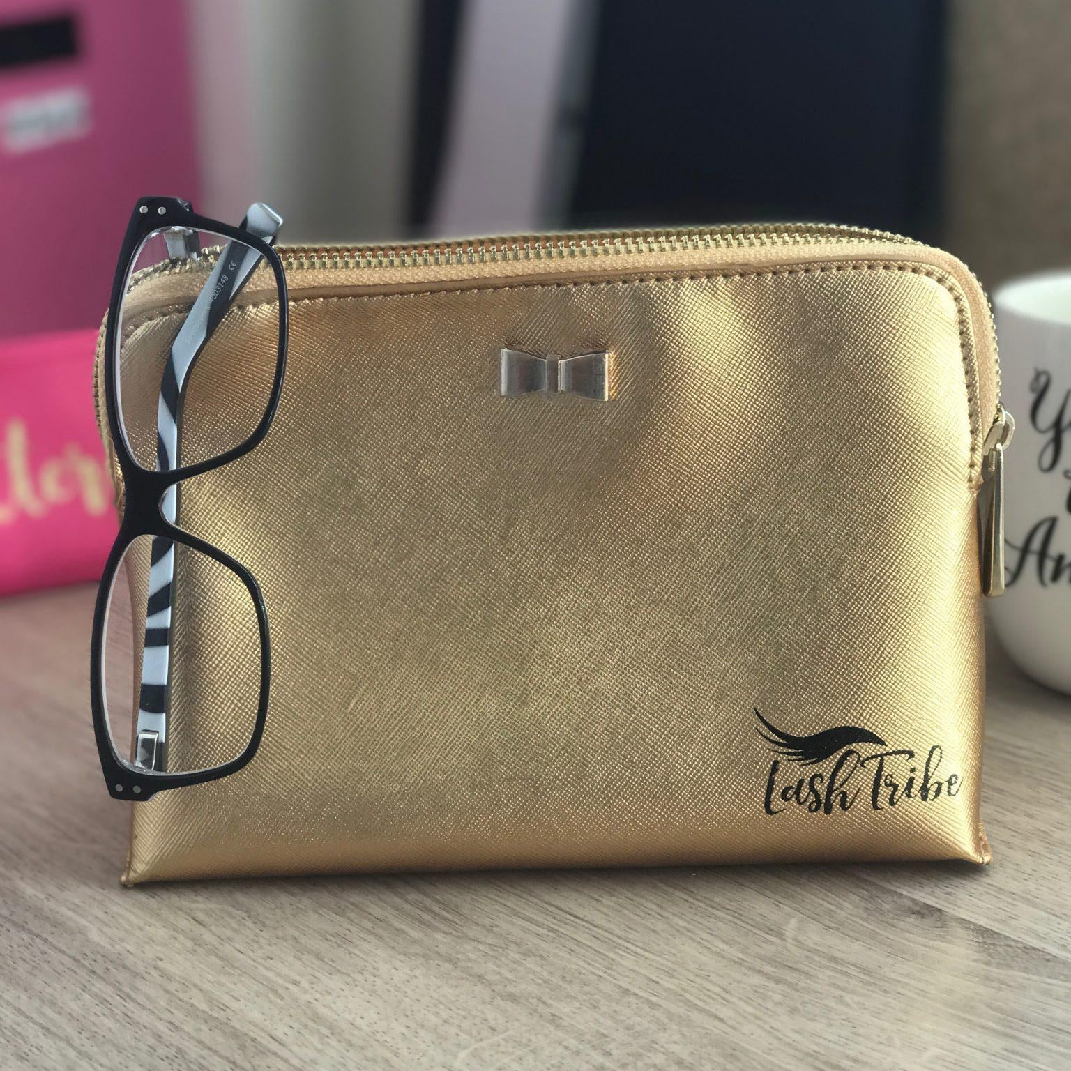Lash Tribe Cosmetic Bag-bag-Lash Tribe