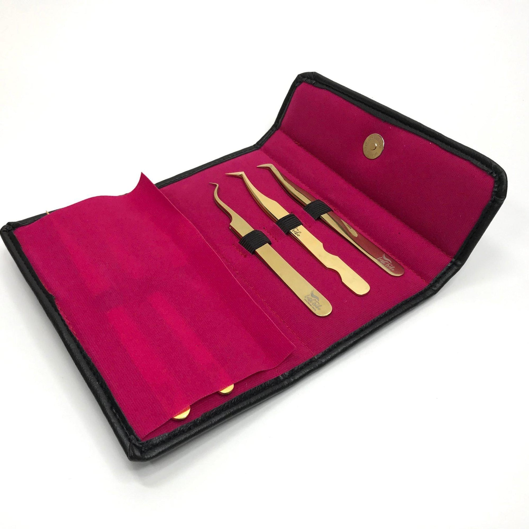6 Slot Tweezer Case-6 Slot Tweezer Case-Lash Tribe