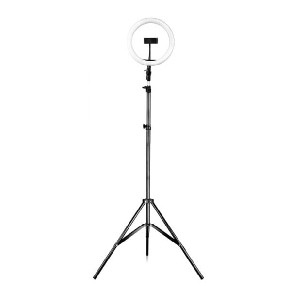 "10"" Ring Light With Tripod"