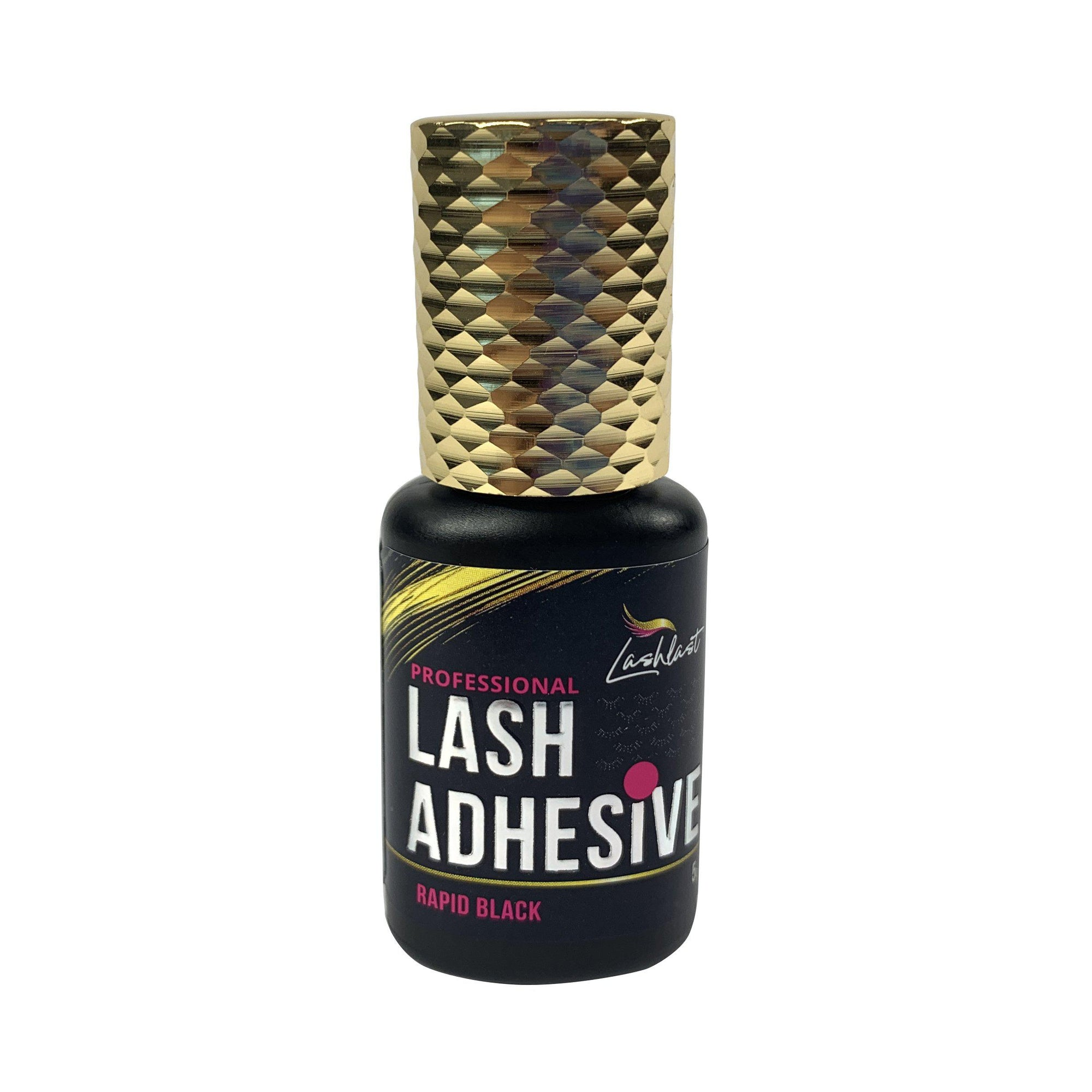Lashlast™ Rapid Black Adhesive-eyelash extension adhesive-Lash Tribe