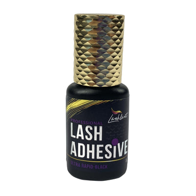 Lashlast™ ULTRA Rapid Black Adhesive-ultra rapid black adhesive-Lash Tribe