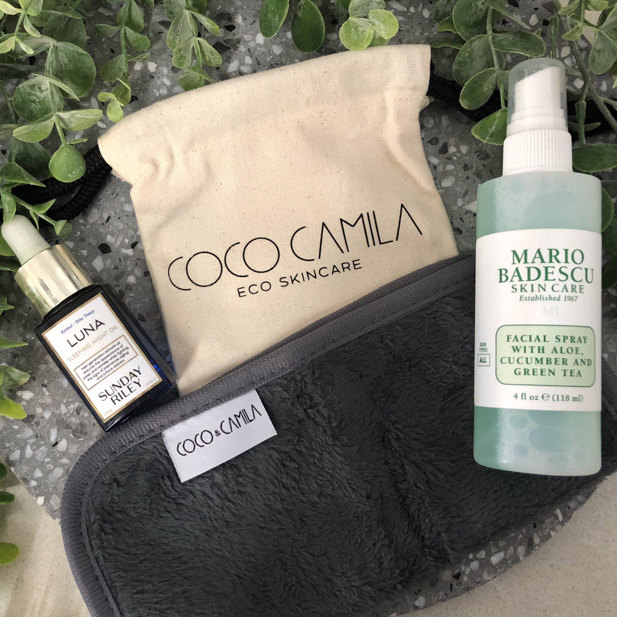 Coco and Camila Cleansing Cloth -Limited Edition-Coco and Camila Cleansing Cloth-Lash Tribe