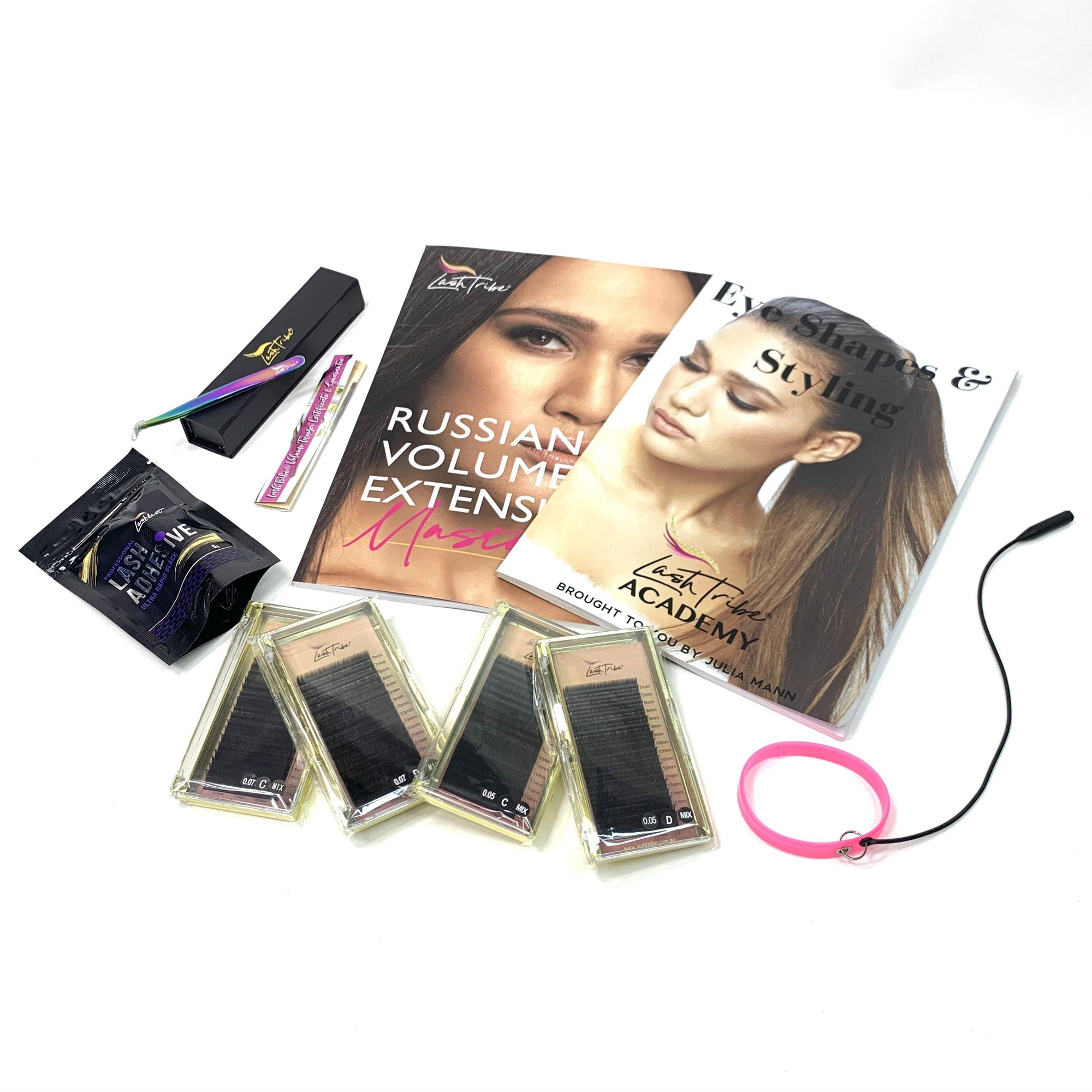 Volume Eyelash Extension Starter Kit