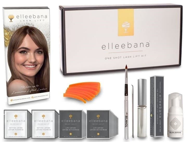 Elleebana One Shot Lash Lift Kit | Lash Lift System Starter Kit
