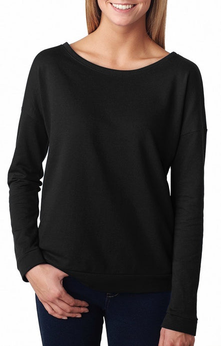 PCA Step Up and GLOW Women's French Terry Sweatshirt