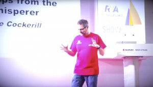 Dinghy SHow Talk 3