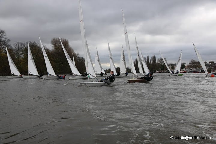 The Rooter 8.1 Nationals in 2010 was at the London Corinthian