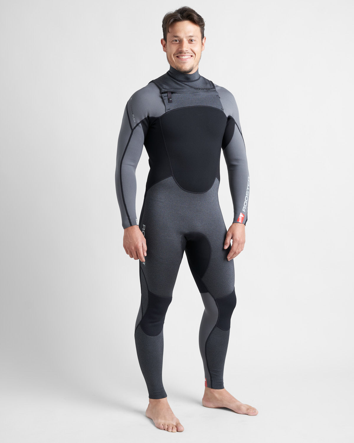 Image of ThermaFlex 3/2mm Full Length Chest-Zip Wetsuit