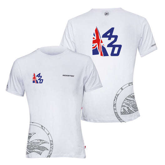 Graphic/Team T-Shirt - (420 Class Association Customised)