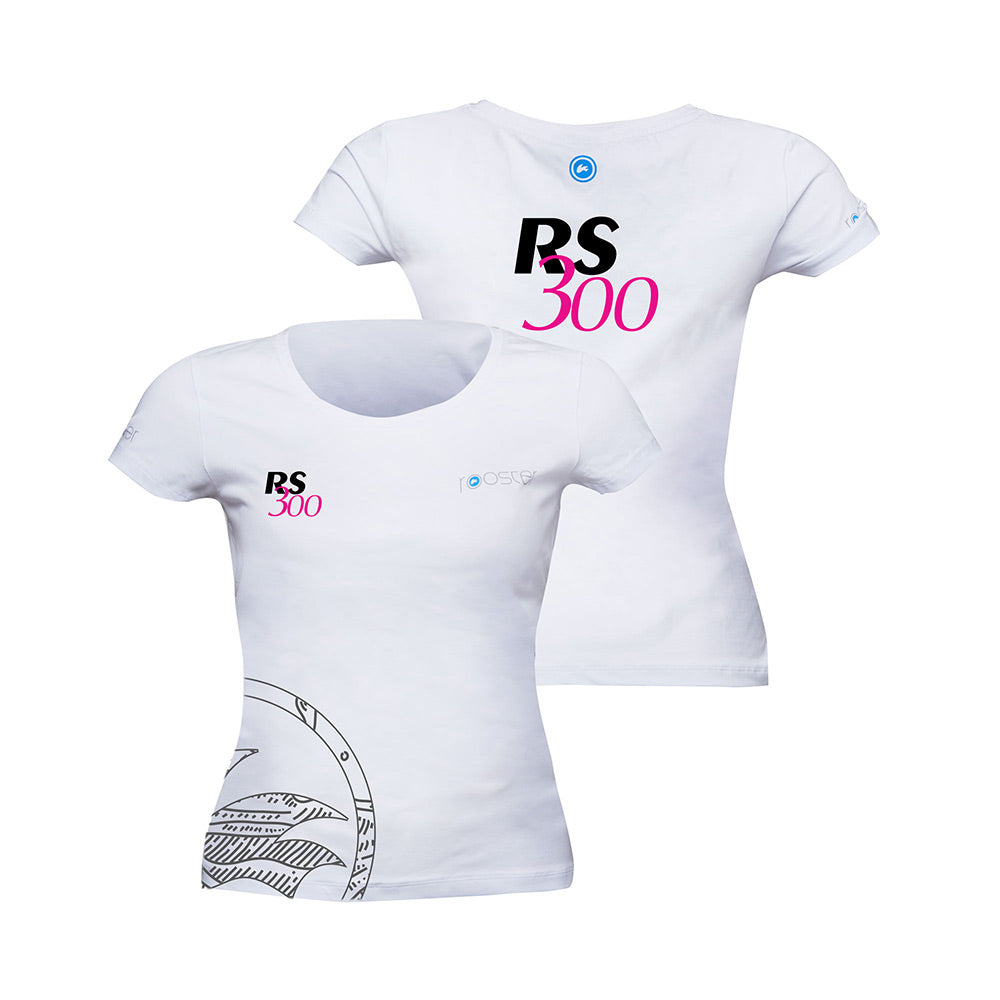 Womens Graphic/Team T-Shirt - (RS300 Customised)