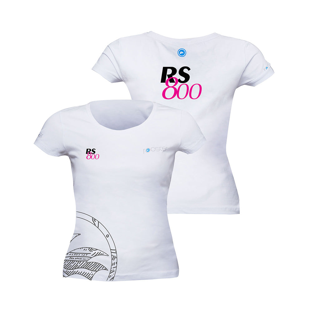 Womens Graphic/Team T-Shirt - (RS800 Customised)