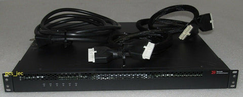 BROCADE ICX6400-EPS1500 1500W Power Supply w/ 2x EPS Cable and Rack Mounts