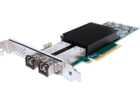 ATTO Celerity FC-162E Dual Port 16Gb Fibre Channel PCI-e 3.0 Host Bus Adapter w/ LOW bracket only - NEW