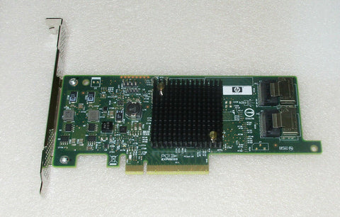 HP / LSI SAS 9205-8i H220 Host Bus adapter 660088-001 650933-B21 w/ tall bracket