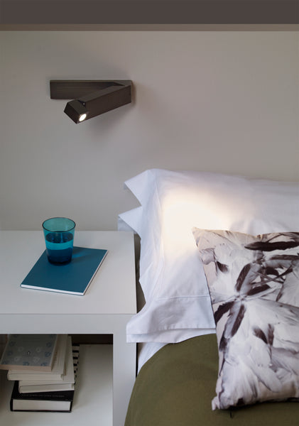 Tosca Bedside Wall Light from London Lighting