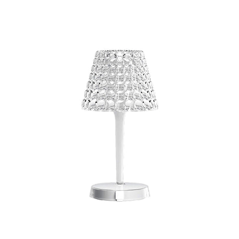 Guzzini Tiffany Cordless Table Lamp In Crystal - ID 8513