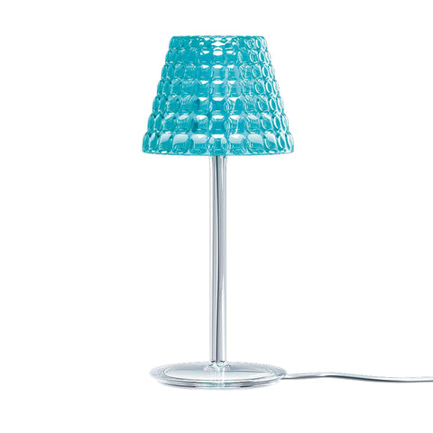 Guzzini Tiffany Table Lamp In Blue - ID 8520
