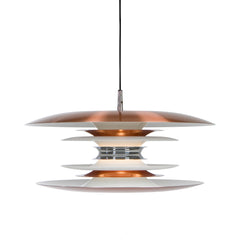 Blod 50cm Skandi Pendant in Copper - ID 9351