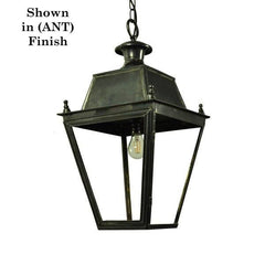 Classic Reproductions Balmoral Hanging Lantern (Large) - London Lighting - 1