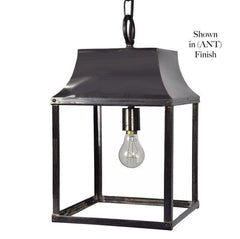 Classic Reproductions Strathmore Hanging Lantern (Medium) - London Lighting - 1