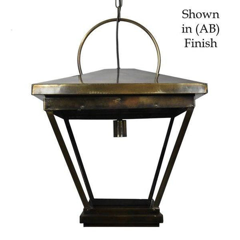 Classic Reproductions New Hampshire Lantern (Large) - London Lighting - 1