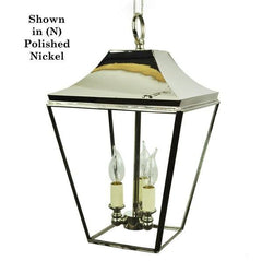 Classic Reproductions Knightsbridge 3 Light Pendant (Medium) - London Lighting - 1