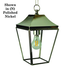 Classic Reproductions Knightsbridge Pendant (Small) - London Lighting - 1