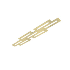 Grossmann Fis LED 77-780-058 Matt Brass - ID 9598